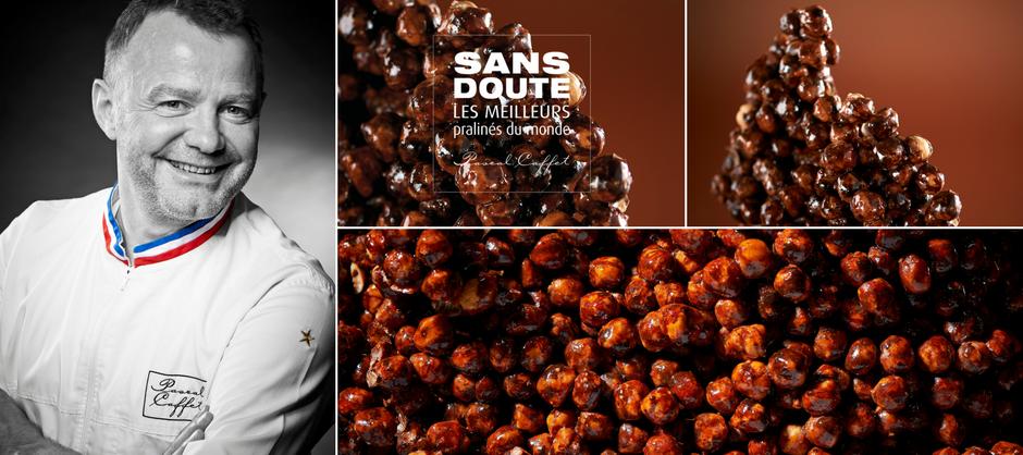 Les noisettes du Piémont, le trésor du praliné de La Maison Caffet