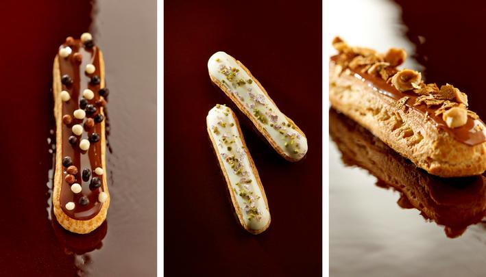 L'Eclair, une pâtisserie classique et un peu folle !