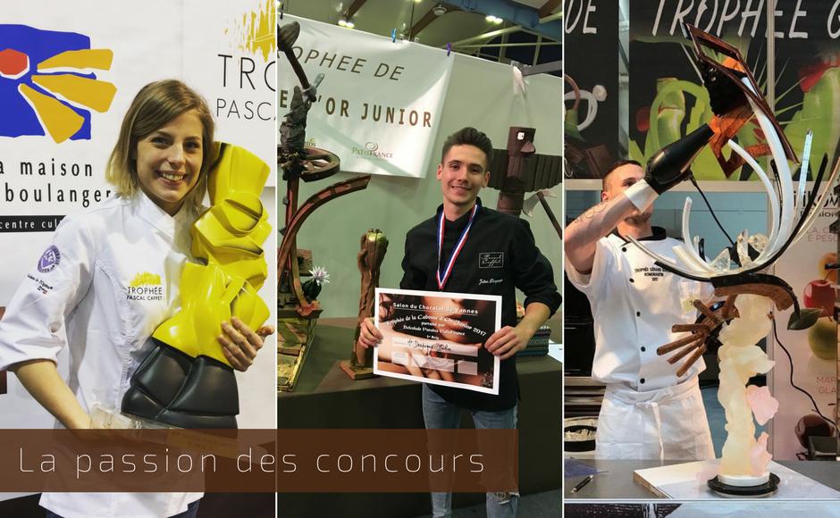 Maison Caffet, la passion des concours !