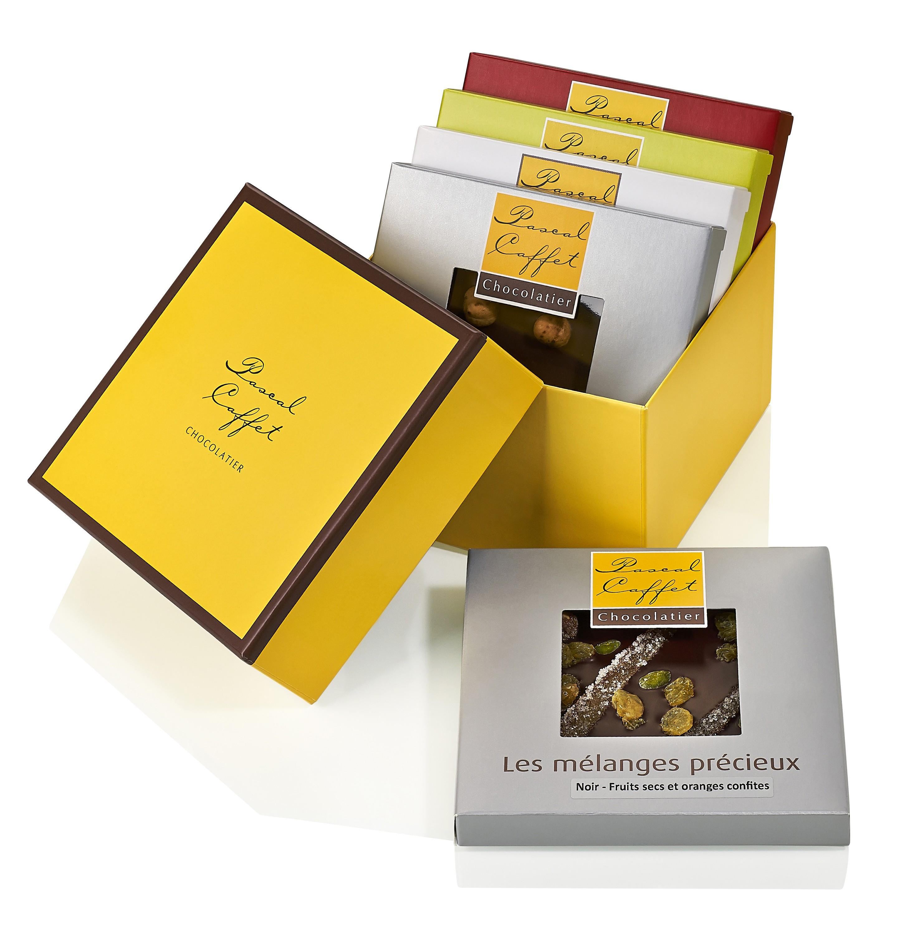 Le chocolat, conservation et saveurs !