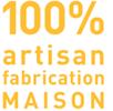 100% artisant