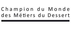 Champion du Monde des Métiers du Dessert